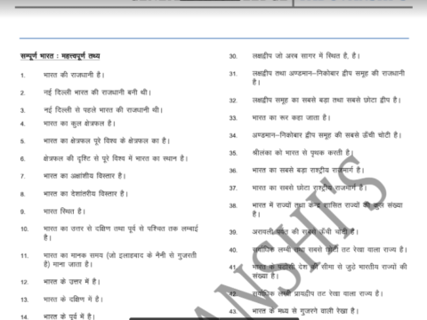 5200+ General Knowledge Questions Free PDF