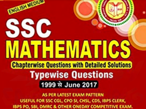 Rakesh Yadav Maths Book In English