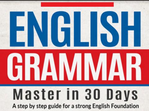 Step by step English Grammar PDF