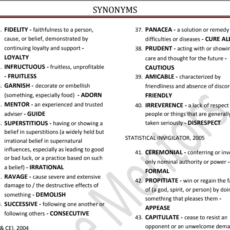 Synonyms meaning in hindi pdf download for SSC 2021
