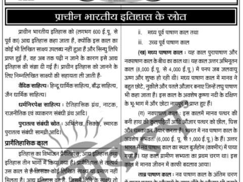 History Of India In Hindi Book