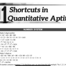Maths Tricks PDF